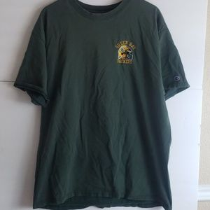 Chamption Green Bay Packers Embroidered Tee XL